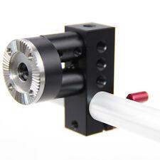 Connector 15mm Single Rod Clamp Arri Rosette Lock for Video  DSLR Camera EVF