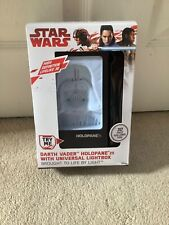 Star wars Darth Vader Holopane 25 with Universal Lightbox - New