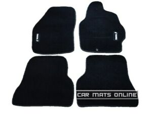 Made to fit Mazda 3 BK Car Floor Mats (2004-2009)
