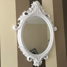 ANTIQUE STYLE ROCCO ORNATE WALL MIRROR DRESSING BATHROOM LARGE WALL MIRROR 80X60