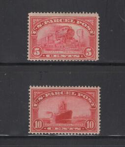US Q5 & Q6 Mint Hinged