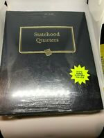 Uncirculated State Quarters 1999-2009 with WHITMAN CLASSIC  ALBUM (56 coins)