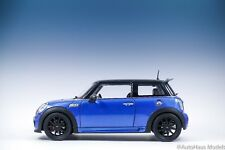 1/18 Kyosho Mini Cooper S John Cooper Works Tuning Blue  VERY RARE LAST ONE