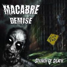 """Macabre Demise """"Stench Of Death"""" [One Man Brutal Death VIRAL LOAD, PUTRID PILE]"""