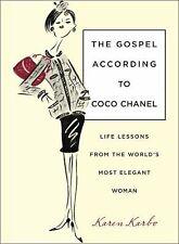 Gospel According to Coco Chanel: Life Le
