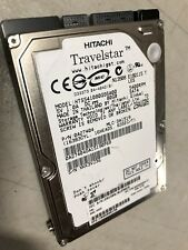 "Laptop 80GB SATA Internal HARD DRIVE Tested Good 80-GB 5400RPM 2.5"" HDD Notebook"