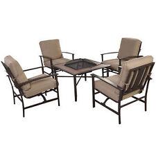 Beige Outdoor Furniture Sets