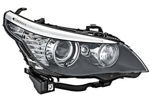 HELLA Bi-Xenon Headlight Right Fits BMW5 Series E61 E60 2007-2010 LCI
