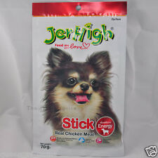 Jerhigh Original Stick 70g. Real Chicken Meat For Energy Feed me with Love