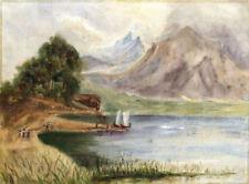Original künstlerische im Realismus-Stil direkt vom Künstler