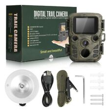 1080P Hunting Trail Camera Video Wildlife Scouting IR Night Vision 12MP Cam