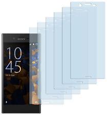 mumbi 6x Folie für Sony Xperia XZ / XZs Schutzfolie klar Displayschutz Handy