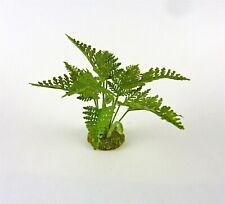 Dollhouse Miniature Artisan Handmade Fern Plant