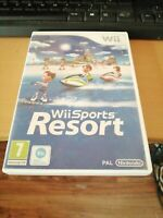 Nintendo Wii Game SPORTS RESORT COMPLETE WITH INSTRUCTIONS GWO FAST Free POST