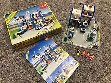 LEGO 6387 - COASTAL RESCUE BASE - 100% Complete w/box & instructions - RARE