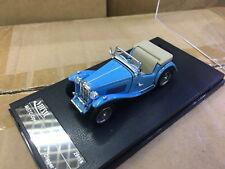 VITESSE 1/43 MGTC Open Clipper Blue DIECAST MODEL CAR 29116