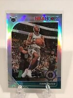 2019-20 Panini NBA Hoops Premium Stock Silver Prizm Terry Rozier