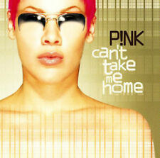 Can't Take Me Home by P!nk (Alecia Beth Moore) (CD, Apr-2000, LaFace)