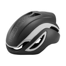 RockBros Cycling Bike Helmet Intergrally Molded Helmet Black White L 58-61cm
