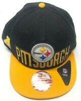 Pittsburgh Steelers NFL New Era Snapback Hat