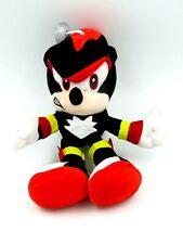 "Sonic the Hedgehog Shadow Plush Doll Stuffed Animal 9"""