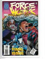 Force Works #22 // Final Issue // Avengers Universe