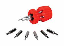 Performance Tool  7-in-1  Stubby Precision Driver Set  Chrome Vanadium Steel