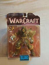 Warcraft Orcs And Humans Grunt Grunzer Action Figur OVP