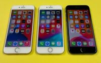 Apple iPhone 8 64gb  (Unlocked) Gray, Silver or Gold - Choose Condition & Color