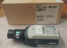 New Bosch Nwc-0455-28 Kit, Nwc-0455-20P Camera With Ltc 3364/50 2.8-10Mm Lens