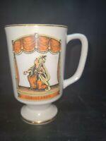 1967 Vintage Shakespear Coriolanus Mug Royal Crown Arnart Smug Mugs Hard to Find