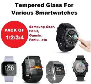 Screen Protector For Smart Watch Samsung Galaxy S3 Gear 46MM Fenix 6X Pro Garmin