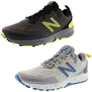 NEW BALANCE MEN'S NITREL V3 LIGHTWEIGHT TRAIL RUNNING SHOES