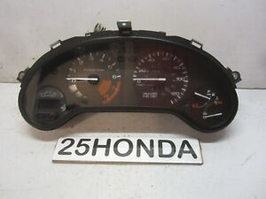 92-97 Honda Del Sol  6 1/2 RPM Gauge Cluster USDM Speedo EG1 EG2 OEM Civic Crx