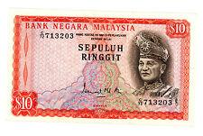 Malaysia … P-9 … 10 Ringgit … ND(1972-76) … *XF++*