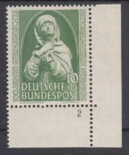 10+5 Pf Germanisches Museum Mi. 151 ** Formnummer 2B Luxus!