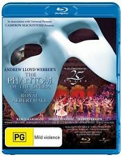 The Phantom Of The Opera At The Royal Albert Hall : NEW Blu-Ray