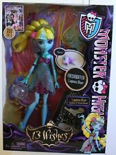 Monster High, Lagoona Blue, Daughter of The Sea Monster, 13 Wishes