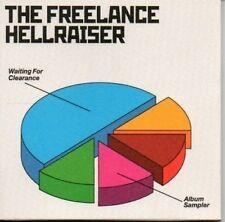 (AC904) The Freelance Hellraiser, Album sampler - DJ CD