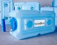 WATERBRICK Water Storage, Food, Ammo, 6 Stackable Portable Storage Containers