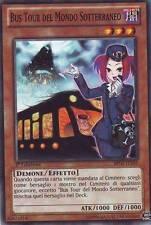 Bus Tour del Mondo Sotterraneo YU-GI-OH! BP02-IT105 Ita RARA MOSAICO 1 Ed.