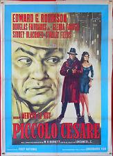 MANIFESTO, PICCOLO CESARE (LITTLE CAESAR) G. ROBINSON, FARRELL, LE ROY, BURNETT