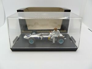 Ferrari 158 John Surtees #7 With Figurine Brumm 1/43 F1 Formula 1 IN Box