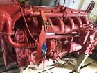 Iveco Marine engine 8210 M22 Gearbox Include