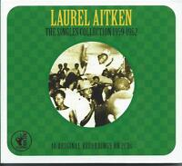 Laurel Aitken - Singles Collection 1959-1962 [Best Of / Greatest Hits] 2CD NEW