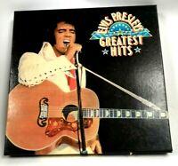 ELVIS PRESLEY Greatest Hits 1975 UK 7 X VINYL LP RECORD BOX SET READERS DIGEST #