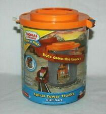 Thomas & Friends Take n Play Spiral Tower Tracks with Dart Set BNIB