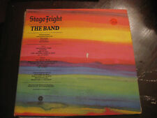 The Band; Stage Fright     LP