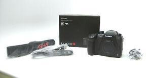 Panasonic LUMIX DC-GH5 Camera Body (Black) Used Excellent  (Shot Ct. 667)