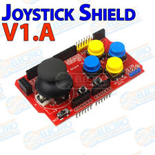 Joystick Shield v 1.a 1a Arduino ps2 botones juego module nrf24l01 bluetooth